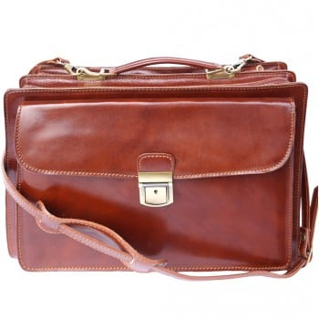italian leather bags for men and not only for women